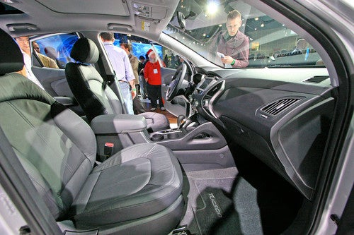 2010 Hyundai Tuscon Gallery: L.A. Show