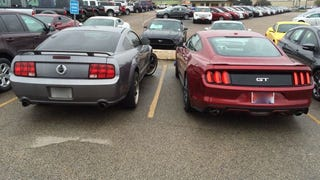 2015 Mustang vs. 2007 Mustang:  How Much Better Is It Really?