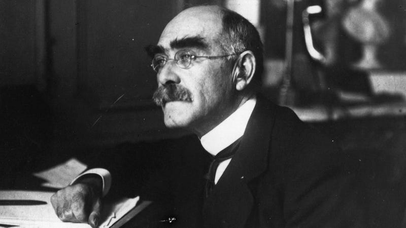 Jungle Book of Lies: Kipling Admits Plagiarism in Newly Found Letter