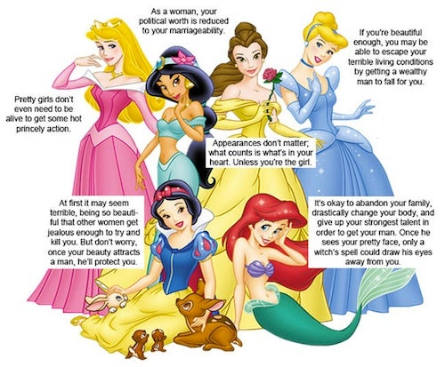 Shopping For Your Disney Princess Identity