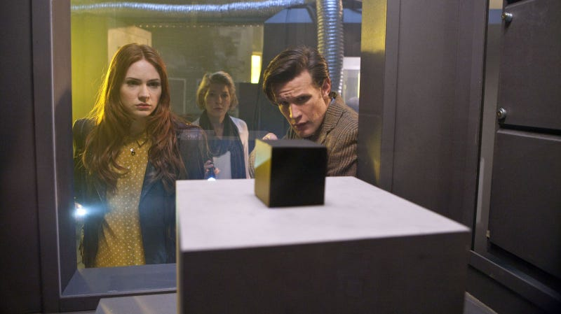 "Doctor Who - ""The Power of Three"" Images"