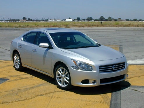 2009 Nissan Maxima, Reviewed
