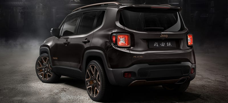 Jeep Cherokee, Renegade, And Compass Will (Probably) Be Built In China