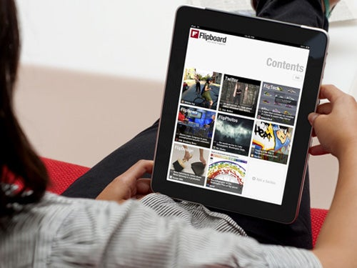 Flipboard, an iPad Magazine About Nothing