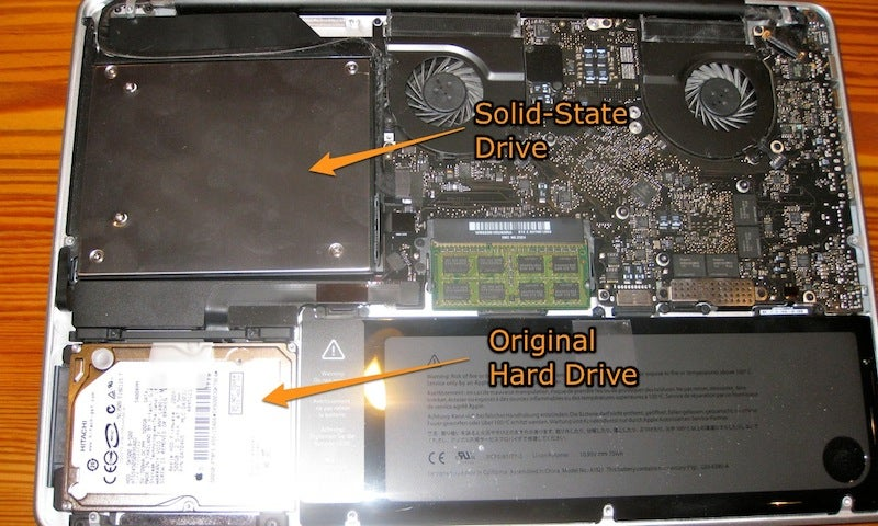 How to Install a Solid-State Drive in Your MacBook