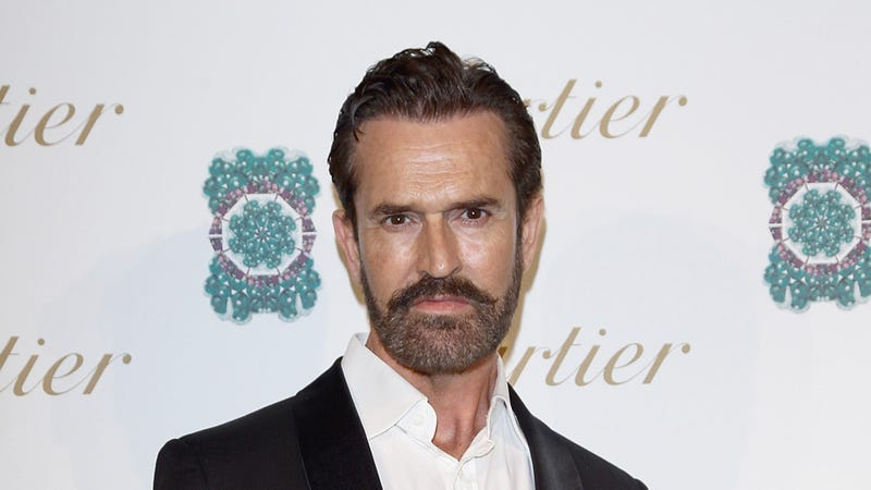 Openly Gay Actor Rupert Everett 'Can't Think of Anything Worse' Than Two Gay Dads