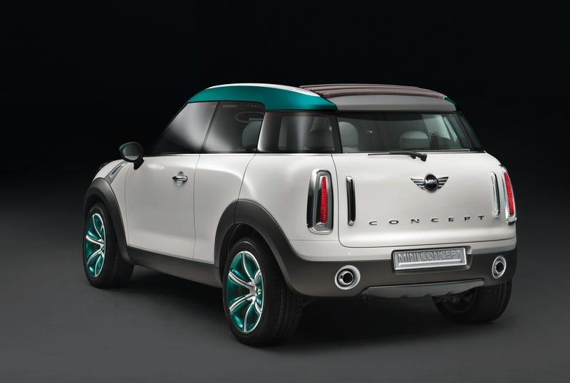 2012 MINI Cooper i-MegaCity?