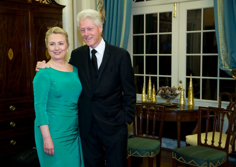 Everyone is Mad at the Clintons for Not Helping to Legalize Gay Marriage