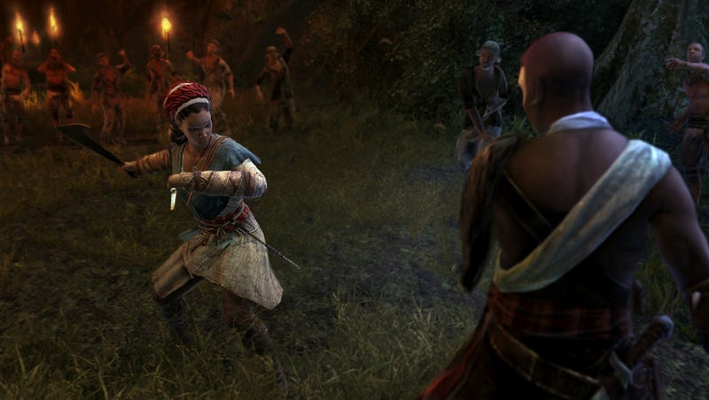 Assassin's Creed III: Liberation: The Kotaku Review