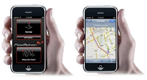 G-Park iPhone App Lets the Forgetful Bookmark Their Car
