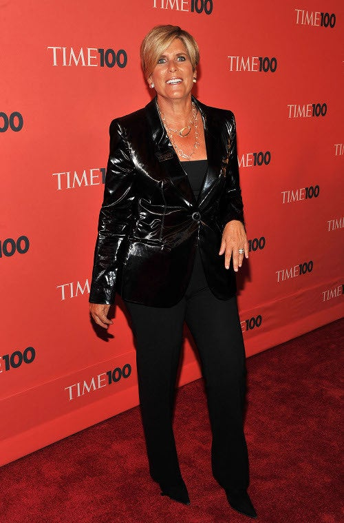 Stars Influenced By Jackets, Sarah Palin At Time 100 Gala