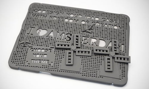 Fresh Fiber Would Like $20k to Launch a 3D iPad Case Printing Site