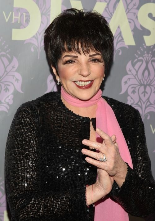 "Liza Minnelli Sings ""Single Ladies"""