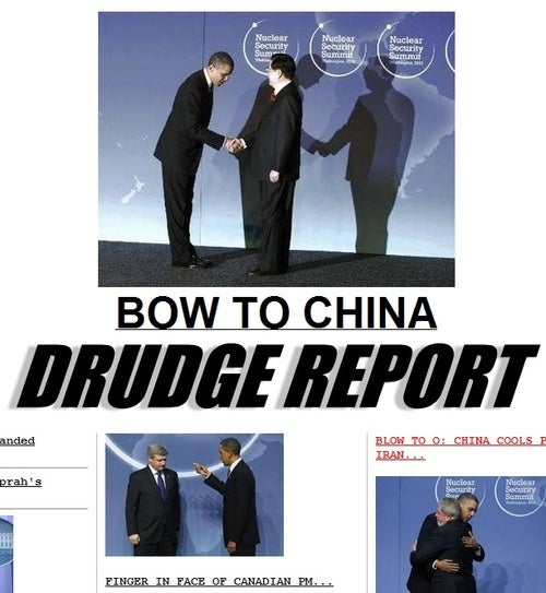 Obama Bows, Also Doesn't Bow—Both Are Scandals