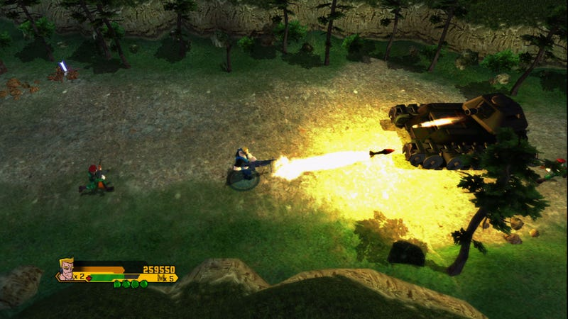 Hands-On With Wolf of the Battlefield: Commando 3 And 1942: Joint Strike