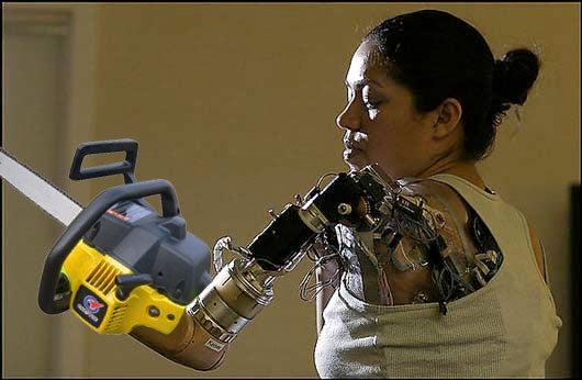 Create the Ultimate Bionic Human Upgrades