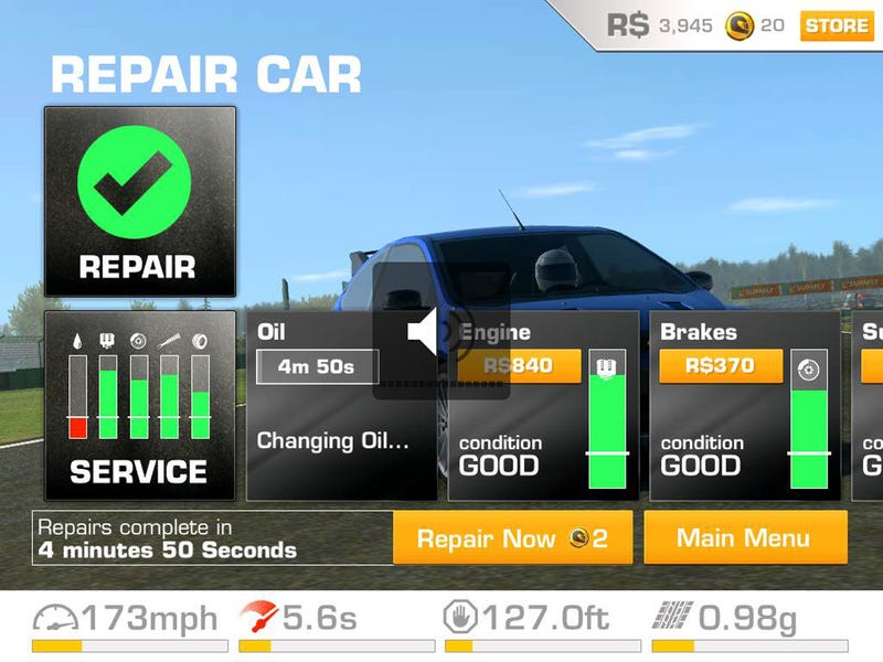There are Plenty of Ways to Pay in the Free-to-Play Real Racing 3