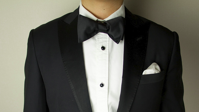 Buy a Tuxedo Instead of Renting If You Think You'll Wear It Twice
