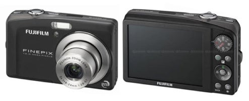 Fujifilm F60FD Point-And Shoot Has 12 Megapixels, Auto Scene Detection