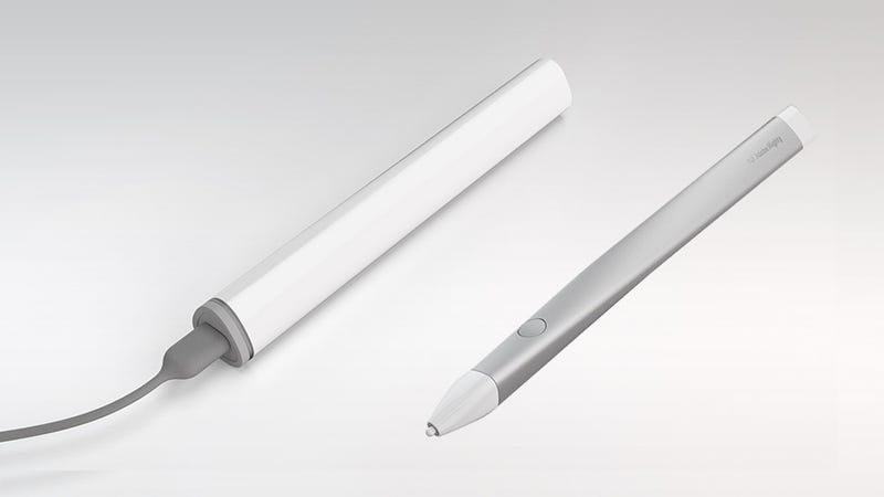 Adobe's Experimental Stylus Just Got Real, And Is Coming Within a Year
