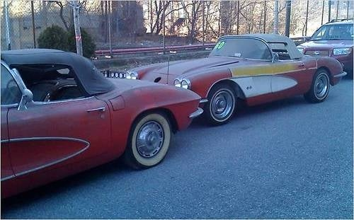 Gallery: Peter Max's Corvettes — Gone!