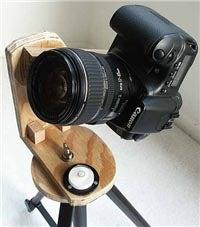 DIY $10 Panoramic Tripod Head