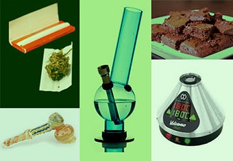 What Your Weed Smoking Choices Say About You