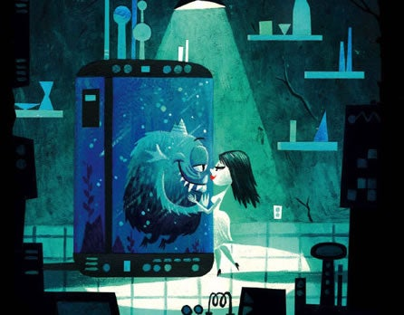 Pixar Artists Illustrate The Outer Limits Of Sexuality