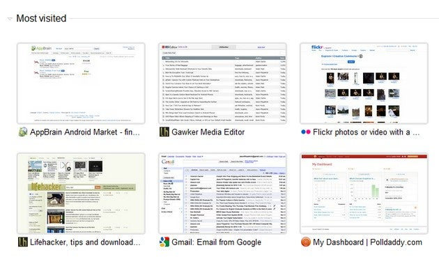 "Refresh Google Chrome's ""Most Visited"" Thumbnails"