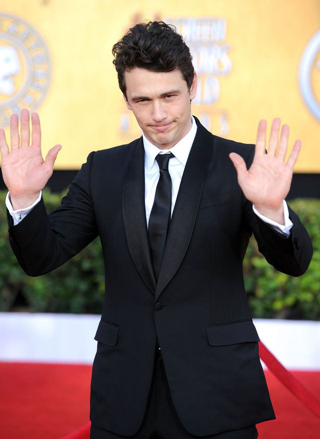 James Franco To Teach College Course On James Franco