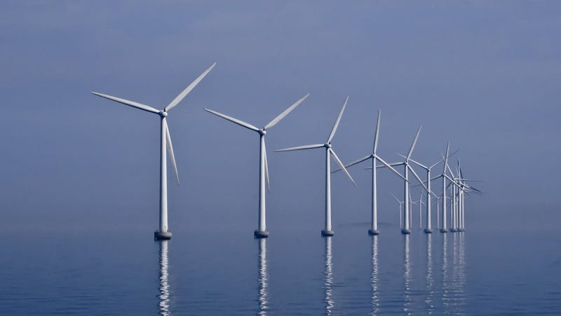 The World's Biggest Wind Turbine Is as Broad as an Airbus 380