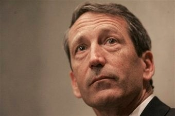 Mark Sanford Took at Least Three Trips To Argentina at Taxpayer Expense