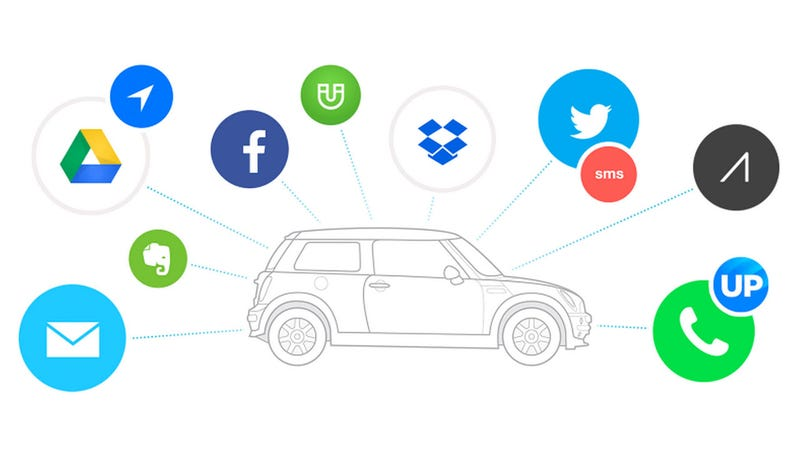 Automatic Links Up with IFTTT to Make Your Car Text, Tweet, and More