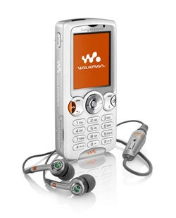 White Sony Ericsson w810i Officially Announced