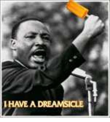 I Have a Dream That One Day Blacks And Whites Will Die Together in Poverty