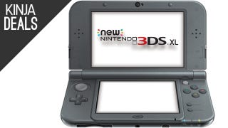 Save $20 on the New 3DS XL