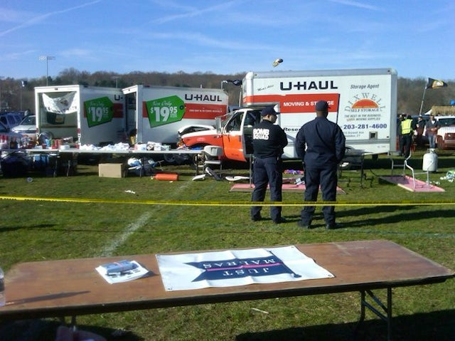 UHaul Truck Collides With Tailgaters At Yale Bowl, Kills One, Injures Two Others [UPDATE]
