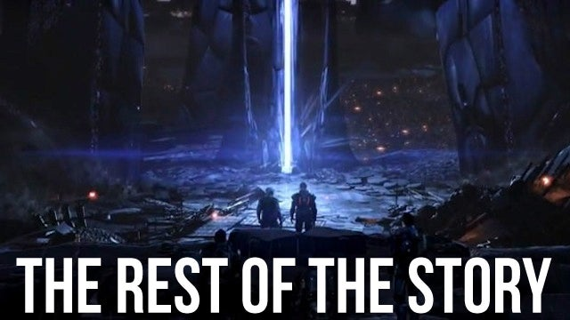 The Extended Mass Effect 3 Ending Will Add Variations, Not Choices