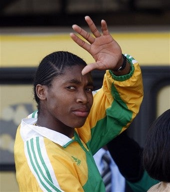 Notes On A Scandal: The Future Of Intersexuality & Caster Semenya