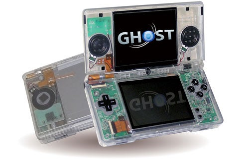 Clear DS Lite Cases Show Off Your DS's Innards With Style