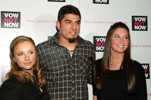Matt Garza and Bristol Palin Would Like To Talk To You About Teen Pregnancy