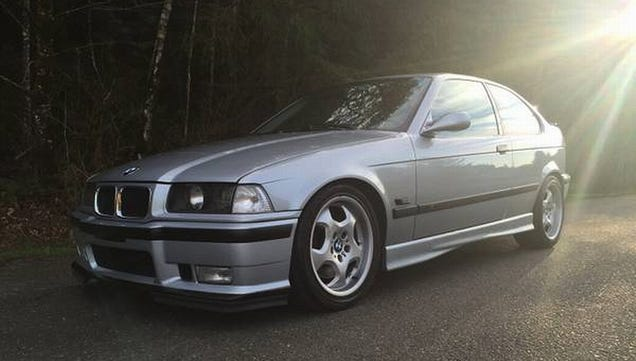 For $14,500, Would You Hatch A Plan To Buy This 1996 BMW 330ti?