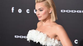 Margot Robbie Vomited So Much Spaghetti