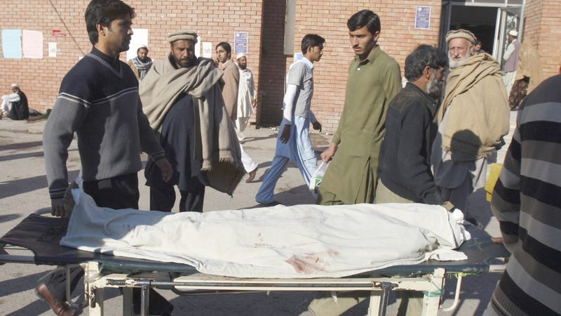 Five Female Polio Workers Were Shot in Pakistan Today