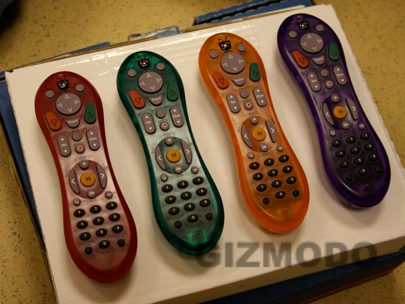Story of a Peanut: The TiVo Remote's Untold Past, Present and Future