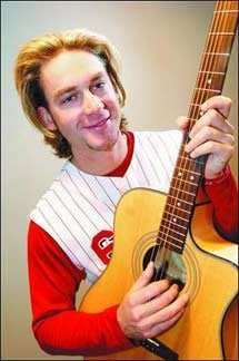 Bronson Arroyo Brings The Rock