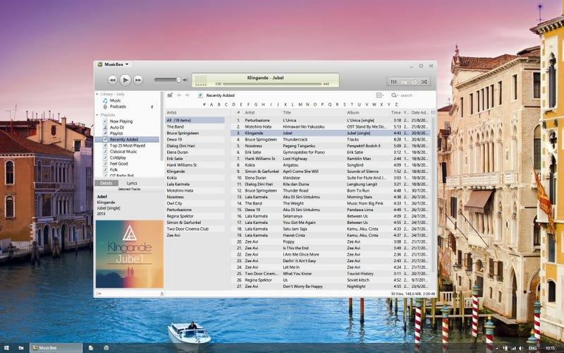 The Launchy-Optimized Ultimate Minimal Desktop