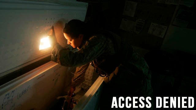 """Military Women Seeking Abortions Contemplate """"Drastic Measures"""""""