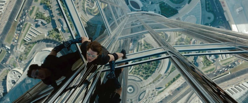 Mission: Impossible 4 trailer celebrates crazy explosions and Tom Cruise