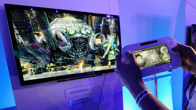 Sega Exec Says Wii U Out Spring/Summer 2012